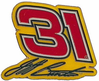 Jeff Burton #31 Pin