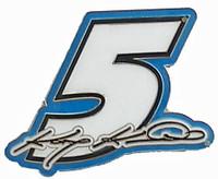 Kasey Kahne #5 Pin
