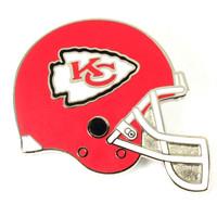 Kansas City Chiefs Helmet Pin