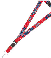 Boston Red Sox Eight Time World Series Champions Lanyard