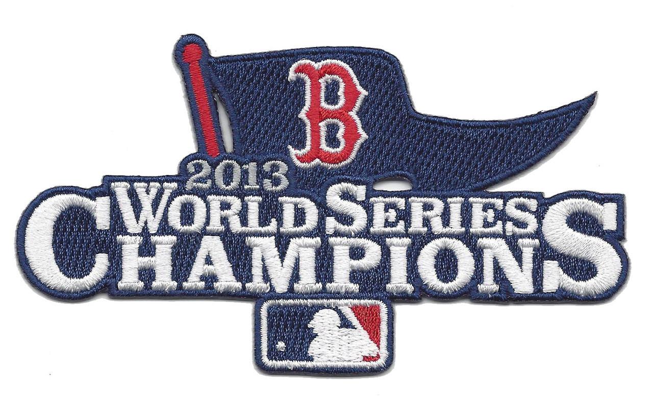Boston Red Sox 2013 World Series Championship Patch. Loading zoom 922b55472c3