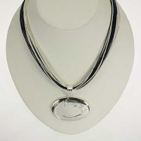 "Penn State Logo Multi-Cord 18"" Necklace"