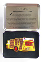 Coca-Cola Truck Collector Pin - 1950-1969 (Limited 5,000)