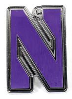 Northwestern Logo Pin