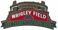 Wrigley Field 100th Anniversary Commemorative Pin