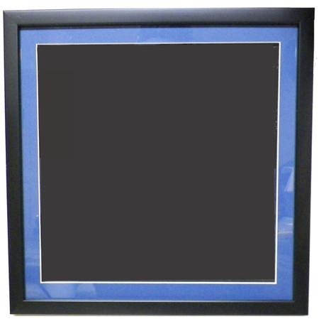 Collector Pin Frame Display w/ Matting
