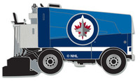 Winnipeg Jets Zamboni Pin