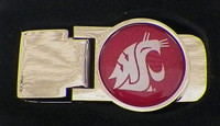 Washington State Money Clip