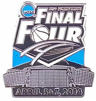 2014 Final Four AT&T Stadium Pin