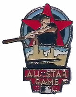 2014 MLB All Star pin