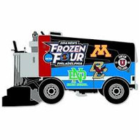 2014 Men's Frozen Four Teams Pin