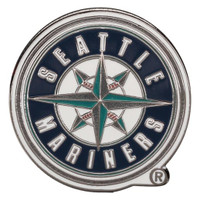 Seattle Mariners Circle Logo Pin