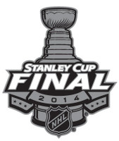 2014 Stanley Cup Finals Logo Pin