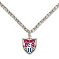 US Soccer National Team Necklace