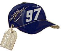 Kurt Busch #97 Hat Pin