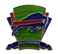 Buffalo Bills Logo Field Pin