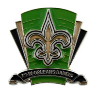 New Orleans Saints Logo Field Pin