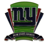 New York Giants Logo Field Pin