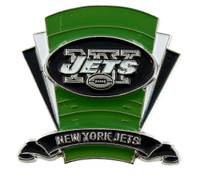 New York Jets Logo Field Pin