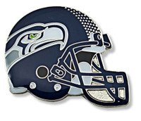 Seattle Seahawks Helmet Pin.