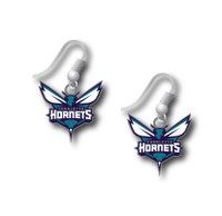Charlotte Hornets Earrings