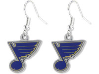St. Louis Blues Earrings