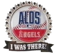 "Los Angeles Angels 2014 ALDS ""I Was There"" Pin"