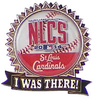 "St. Louis Cardinals 2014 NLCS ""I Was There"" Pin"