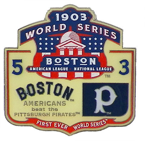 43a0c4df5ed Hover over image to zoom. Image 1. 1903 World Series Commemorative ...