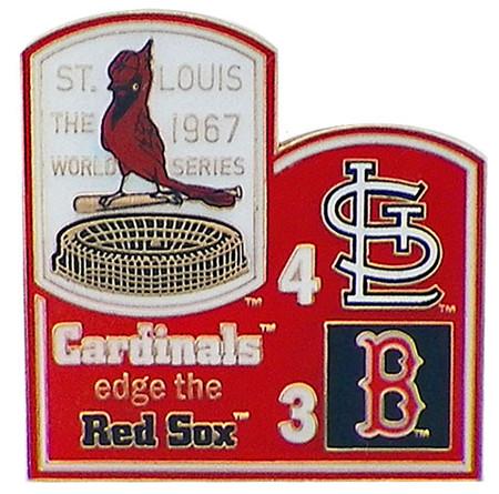 1967 World Series Commemorative Pin