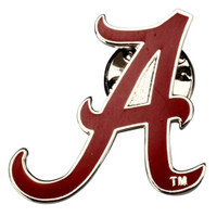 "Alabama ""A"" Logo Pin"