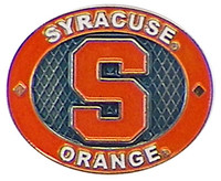 Syracuse Orange Oval Pin