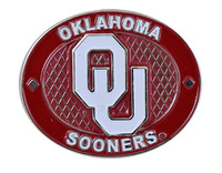 Oklahoma Sooners Oval Pin