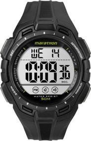 Mens Timex Marathon Digital Full Size Watch