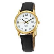 Timex Mens Easy Reader Goldtone Watch T2H291