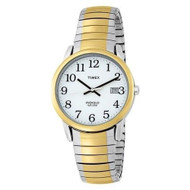 Timex Mens Easy Reader Goldtone Watch T2H311