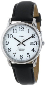 Timex Mens Easy Reader Silvertone Watch T2H281