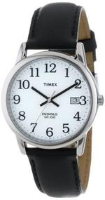 Timex Mens Easy Reader Silvertone Watch T2H281