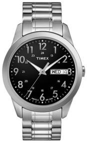 Timex Mens Goldtone Classic Dress Watch T2M932