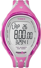"Timex Women's  """"Ironman Sleek"""" Fitness Watch"