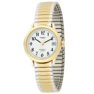 Timex Womens Easy Reader Expansion Band Watch T2H491