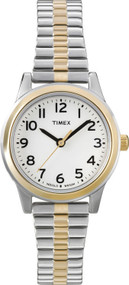 Timex Womens Easy Reader Expansion Band Watch T2N068