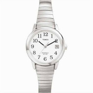 Timex Womens Easy Reader Silvertone Watch