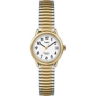 Timex Womens Easy Reader Two Tone Watch