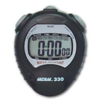 Ultrak 330 Stopwatch BLACK - IMPROVED!