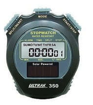 Ultrak 350 Solar Powered Stopwatch