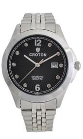 Mens 10 Diamond dial Watch