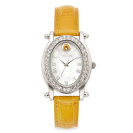 Croton Womens Stainless steel November Birthstone Watch