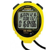 ACCUSPLIT AX602FY Stopwatch 100 Memory