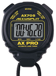 ACCUSPLIT AX705 - AX Pro Series Stopwatch, Ultimate Lane Timer